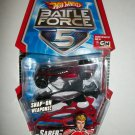 HOT WHEELS BATTLE FORCE 5 SABER Vehicle