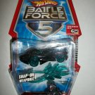 HOT WHEELS BATTLE FORCE 5 ZETNER Vehicle