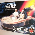 STAR WARS 1995 LANDSPEEDER Vehicle