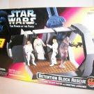 STAR WARS 1996 DETENTION BLOCK RESCUE Playset