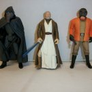 "STAR WARS ""MOS EISLEY DENIZENS"" ACTION FIGURE LOT OF 3"