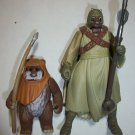 """STAR WARS """"ODD COUPLE"""" Action Figure Lot of 2"""
