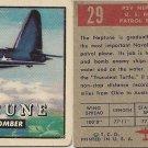 """TOPPS 1952 """"WINGS""""  #29 P2V NEPTUNE Trading Card"""