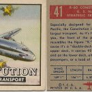 "TOPPS 1952 ""WINGS""  #41 R60 CONSTITUTION Trading Card"