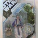 STAR WARS Ralph McQuarrie Concept Obi Wan and Yoda*