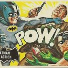 "TOPPS 1966 BATMAN #15 ""BATMAN IN ACTION"" Trading Card"