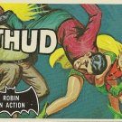 "TOPPS 1966 BATMAN #18 ""ROBIN IN ACTION"" Trading Card"