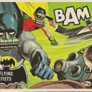 "TOPPS 1966 BATMAN #44 ""FLYING FISTS"" Trading Card"