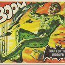 "TOPPS 1966 BATMAN #45 ""TRAP FOR THE RIDDLER"" Trading Card"