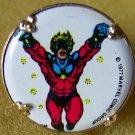 Captain Marvel 1977 Vending Machine Ring*