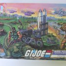 G.I. Joe Mural Puzzle Part 4 Croc Master VS Spearhead and Max 1988*