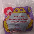 McDonalds Happy Meal Animal Pals Gorillia toy*