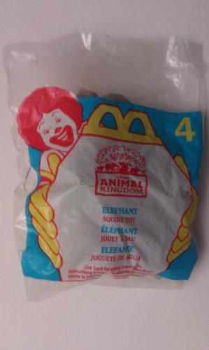 McDonalds Happy Meal Disney Animal Kingdom Elephant toy*