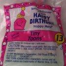 McDonalds Happy Meal Happy Birthday Tiny Toons toy*