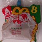 McDonalds Happy Meal Space Jam Nerdlucks toy*