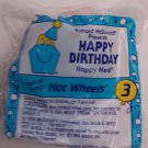 McDonalds Happy Meal Happy Birthday Hot Wheels toy*