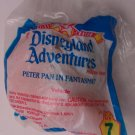 McDonalds Happy Meal Disneyland Adventures Peter Pan in Fantasmic! toy*