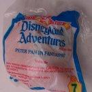 McDonalds Happy Meal Disneyland Adventures Peter Pan in Fantasmic! toy*