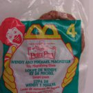McDonalds Happy Meal Peter Pan Wendy and Michael Magnifier toy*