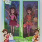 Disney Fairies For All Seasons Rosetta and Fawn Dolls 2 Pack*