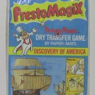 Presto Magix Discovery of America FACTORY SEALED*