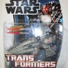 STAR WARS TRANSFORMERS: DARTH MAUL to SITH INFILTRATOR