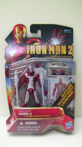 Iron Man 2 Mark V Action Figure*