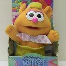 Muppet Babies Plush Fozzie Bear Plush 1992*