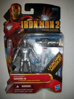 IRON MAN 2 MARK II Action Figure