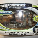 TRANSFORMERS MEGATRON BLASTWAVE WEAPONS BASE Set