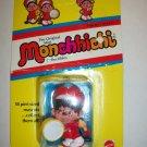 MONCHHICHI TOM -TOM MINI-FIGURINE