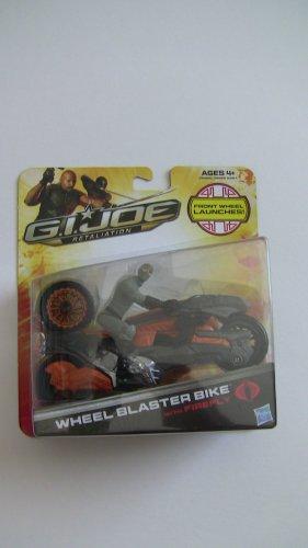 G.I. Joe Retaliation Wheel Blaster Bike w/FIREFLY*