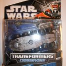 STAR WARS TRANSFORMERS: COMMANDER CODY to TURBO TANK