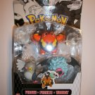 POKEMON PIDOVE/ PIGNITE/ WOOBAT 3 Pack Action Figures