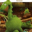 Y757 Crochet PATTERN ONLY Dinosaur Rex Toy Pattern