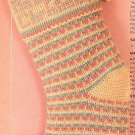 X422 Crochet PATTERN ONLY Baby's First Christmas Stocking Pattern