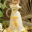 Y462 Crochet PATTERN ONLY Demure Debbie Doll Toy Pattern Sweet Delicate