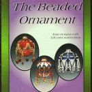 Y859 Bead PATTERN Book ONLY The Beaded Ornament 4 Christmas Covers