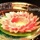 Y501 Candle Making PATTERN ONLY How to Make Floating Water Lily Candles