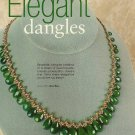 Y603 Bead PATTERN ONLY Beaded Elegant Dangles Necklace & Earring Patterns