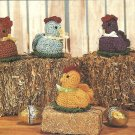 X118 Crochet PATTERN ONLY Baby Chick Egg Cover Pattern