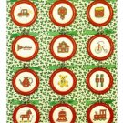 X415 PATTERN Book ONLY Toyland A Cross Stitch Collection Christmas Ornament