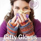 X744 Crochet PATTERN ONLY Fingertip Free Gloves Pattern