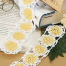 W354 Crochet PATTERN ONLY 2 Sunny Bookmarks Pattern - Great for Beginners!