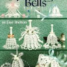 X790 Crochet PATTERN Book ONLY Beautiful Thread Crochet Bells 15 Wedding Christmas