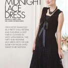 Y699 Crochet PATTERN ONLY Ladies Midnight Lace Dress Pattern