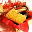 Y769 Crochet PATTERN ONLY Petite Purse Gift Pattern