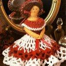 Y796 Crochet PATTERN ONLY Little Amy Doll Pattern