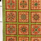 Y048 Quilt PATTERN ONLY Stylized Tulip Applique Quilt Pattern