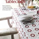 W156 Crochet PATTERN ONLY Spanish Tiles Tablecloth Pattern
